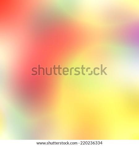 Enjoy a colorful life image background  - stock photo