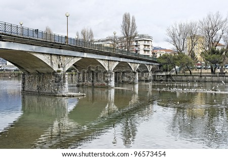 entella river