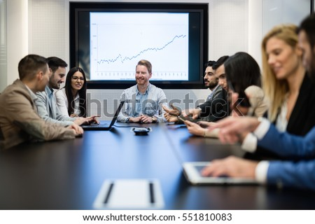 business meeting images