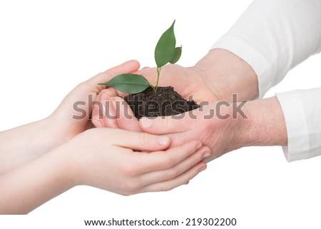 Environmental conservation - stock photo