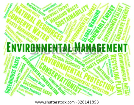 Do the words environment and scenery mean the same thing?
