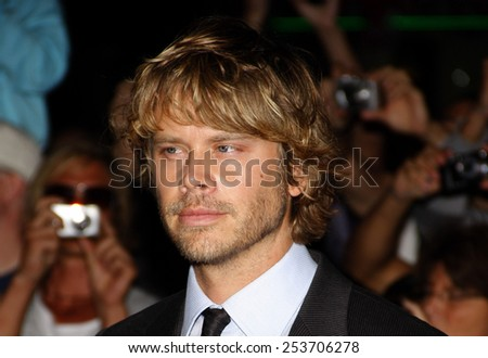 """Eric Christian Olsen at the Los Angeles Premiere of """"The Thing"""" held at the Universal Studios in Westwood, California, United States on October 10, 2011. - stock photo"""