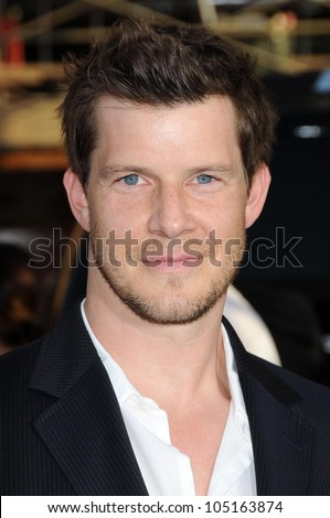 Eric Mabius at the Los Angeles Premiere of 'Terminator Salvation'. Grauman's Chinese Theatre, Hollywood, CA. 05-14-09