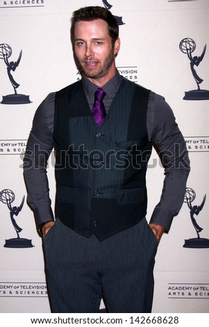 Eric Martsolf at the Daytime Emmy Nominees Reception presented by ATAS, Montage Beverly Hills, CA 06-13-13