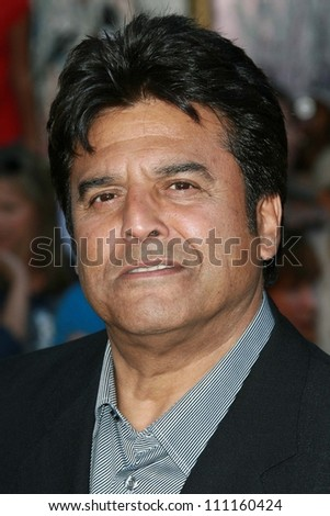 "Erik Estrada at the world premiere of ""The Game Plan"". El Capitan Theater, Hollywood, CA. 09-23-07"