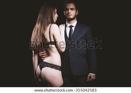 Nude icd dancers