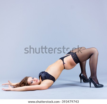Erotica Woman Portrait