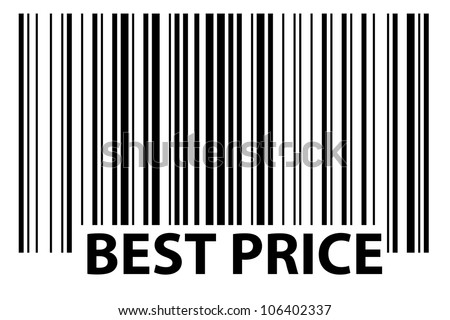 especially generated barcode - best price