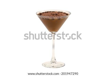 Espresso Martini - stock photo
