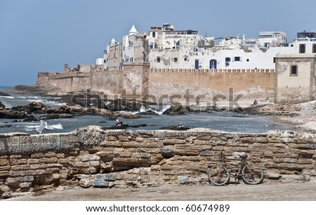 Essaouira's medina and city walls (Morocco)