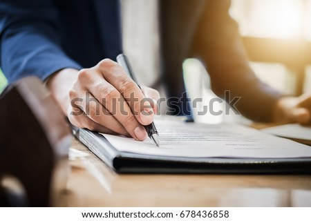 Contract Agreement Stock Images RoyaltyFree Images  Vectors