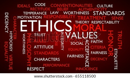 ethics and moral values in professional The search for a common set of moral values  moral theory with practical ethics to demonstrate how these moral values are applied across  professional, domestic.
