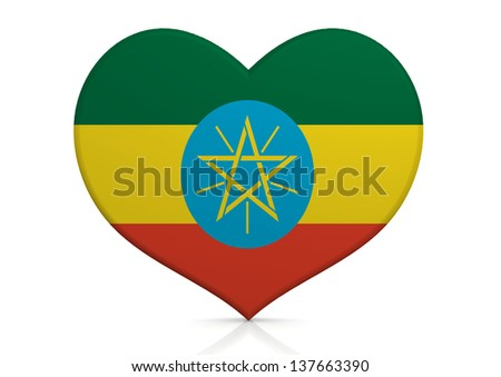 Ethiopia - stock photo
