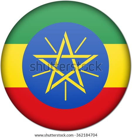 ethiopia badge flag