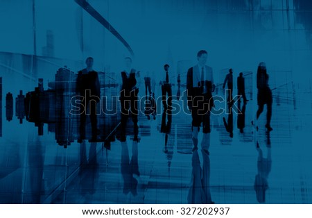 Ethnicity Business Professional Occupation Office Concept