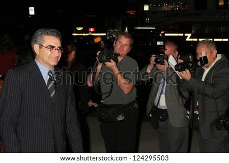 "Eugene Levy at the Los Angeles Premiere of ""For Your Consideration"". Directors Guild of America, Los Angeles, California. November 13, 2006."