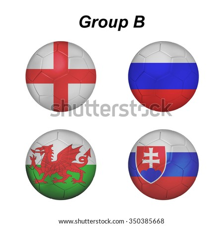 euro 2016 group b in soccer