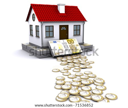 euro money - a stable foundation for home