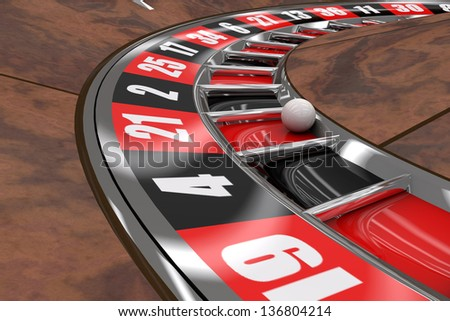 Red 17 roulette