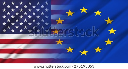 European Union and United States. The concept of relationship between EU and United States.