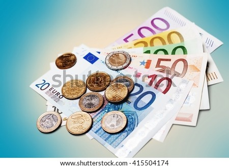 European Union Currency.