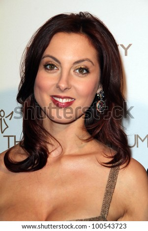 Eva Amurri at The Art Of Elysium 5th Annual Heaven Gala, Union Station, Los Angeles, CA 01-14-12