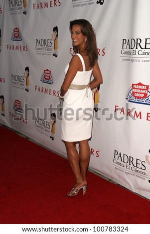 Eva La Rue at the Padres Contra El Cancer 25th Anniversary Gala, Hollywood Palladium, Hollywood, CA. 09-23-10