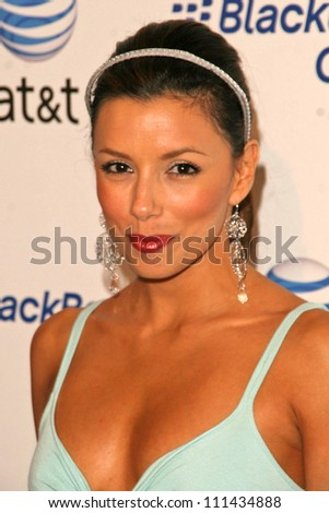 Eva Longoria  at the Launch Party for the BlackBerry Curve hosted by AT and T. Forbeslife Penthouse Suite, Beverly Hills, CA. 05-31-07 - stock photo