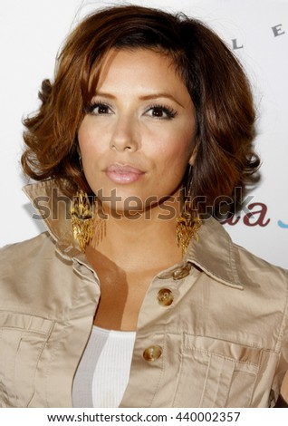 Eva Longoria at the Whaleman Foundation benefit held at the Beso, Hollywood, USA on August 10, 2008.