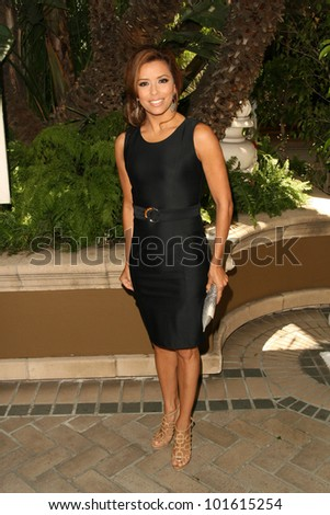 Eva Longoria Parker  at The Hollywood Foreign Press Association Annual Installation Luncheon, Four Seasons Hotel, Beverly Hills, CA. 07-28-10