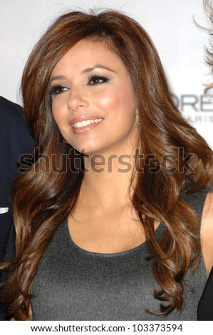 Eva Longoria Parker  at The Hollywood Reporter's Annual Women in Entertainment Breakfast, Beverly Hills Hotel, Beverly Hills, CA. 12-04-09 - stock photo