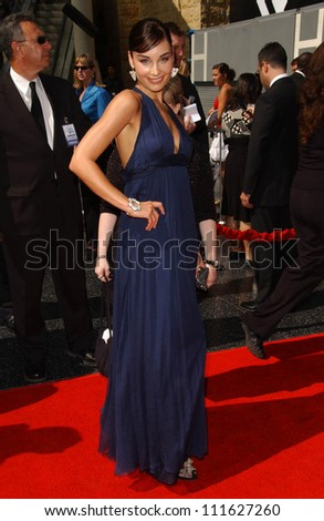 Ewa Da Cruz at the 34th Annual Daytime Emmy Awards. Kodak Theater, Hollywood, CA. 06-15-07