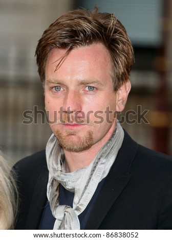 Ewan McGregor arriving for The Royal Academy of Arts - Summer Exhibition Preview Party, at the The Royal Academy of Arts, London. 02/06/2011  Picture by: Alexandra Glen / Featureflash
