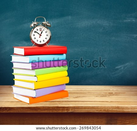 Exam. Final Exam - stock photo