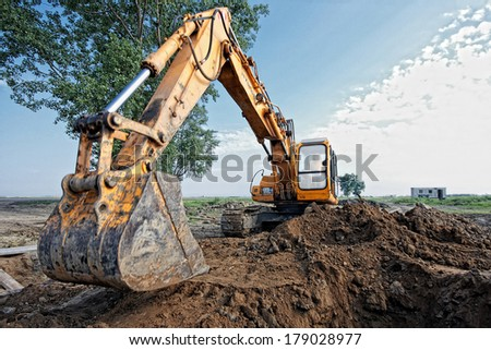 Digging Trench Stock Images Royalty Free Images Amp Vectors
