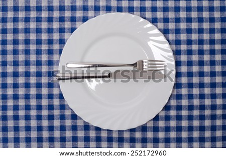 Excellent - table manners - stock photo