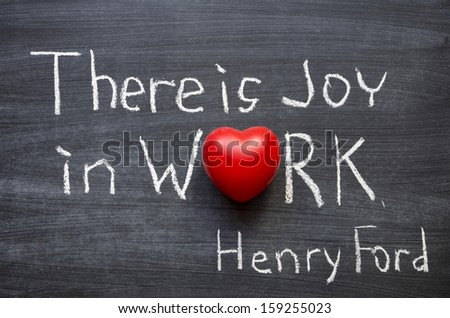 Ford Quote Fair Excerpt Famous Henry Ford Quote There Stock Photo 159255023