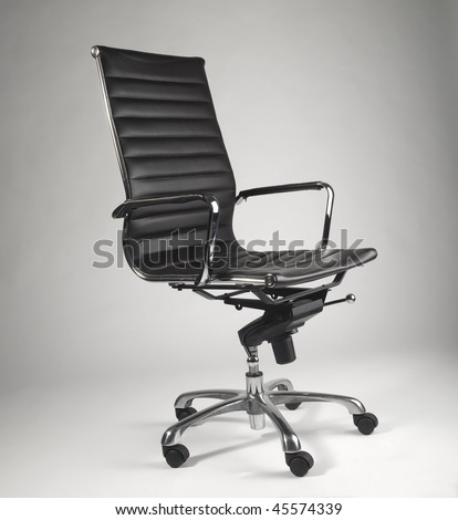 Executive Arm Chair - stock photo