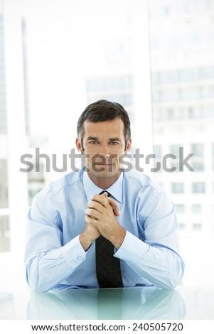 Executive man - stock photo