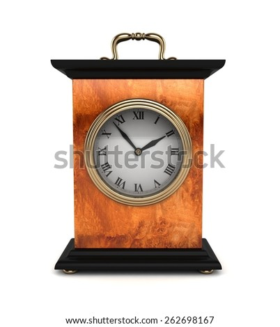 Executive Office Clock
