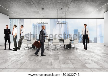 Executive office corporate