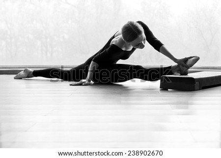 Exercise - stock photo