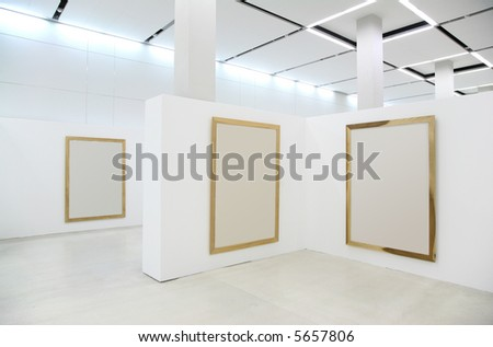 exhibition frames