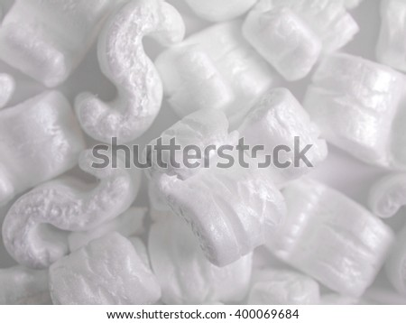 expanded polystyrene beads for packaging useful as a background - Polystyrene Beads
