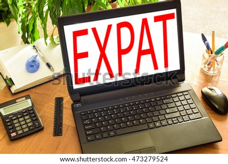 Expat. Concept office