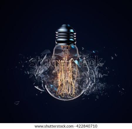 Surprising Chandelier Light Bulb Exploded Ideas - Simple Design Home ...