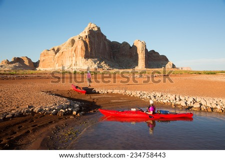 Exploring the Desert Landscape of Lake Powell