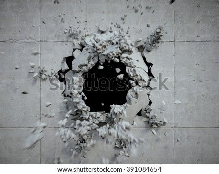 Destroyed aperture account