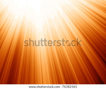 explosion on a red or orange background