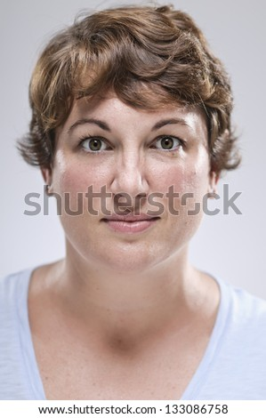 Expressions/ Blank Expression Woman